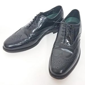 Florsheim Imperial #92345 Wing Tip Derby Oxford 11